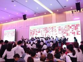 """Không khí """"nóng rực"""" tại sự kiện mở bán Cát Tường Phú Hưng đợt 5"""