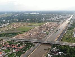 Thành phố Vị Thanh đang là tâm điểm đầu tư bất động sản